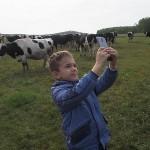 Экскурсия для 2А класса на ферме с. Черное 13.09.19