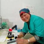 Галина Фролова больше 10 лет жизни посвятила работе осеменатором в СХПК «Черновской»